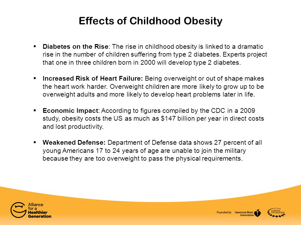 Effects of Childhood Obesity  Diabetes on the Rise: The rise in childhood obesity is linked to a dramatic rise in the number of children suffering from type 2 diabetes.