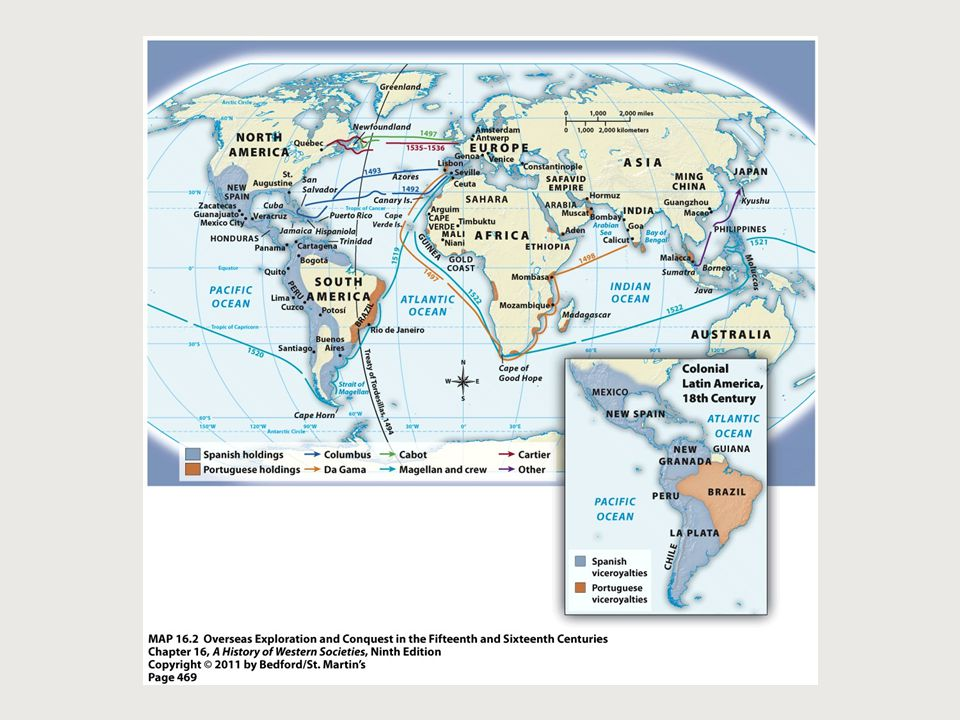 european voyages of discovery