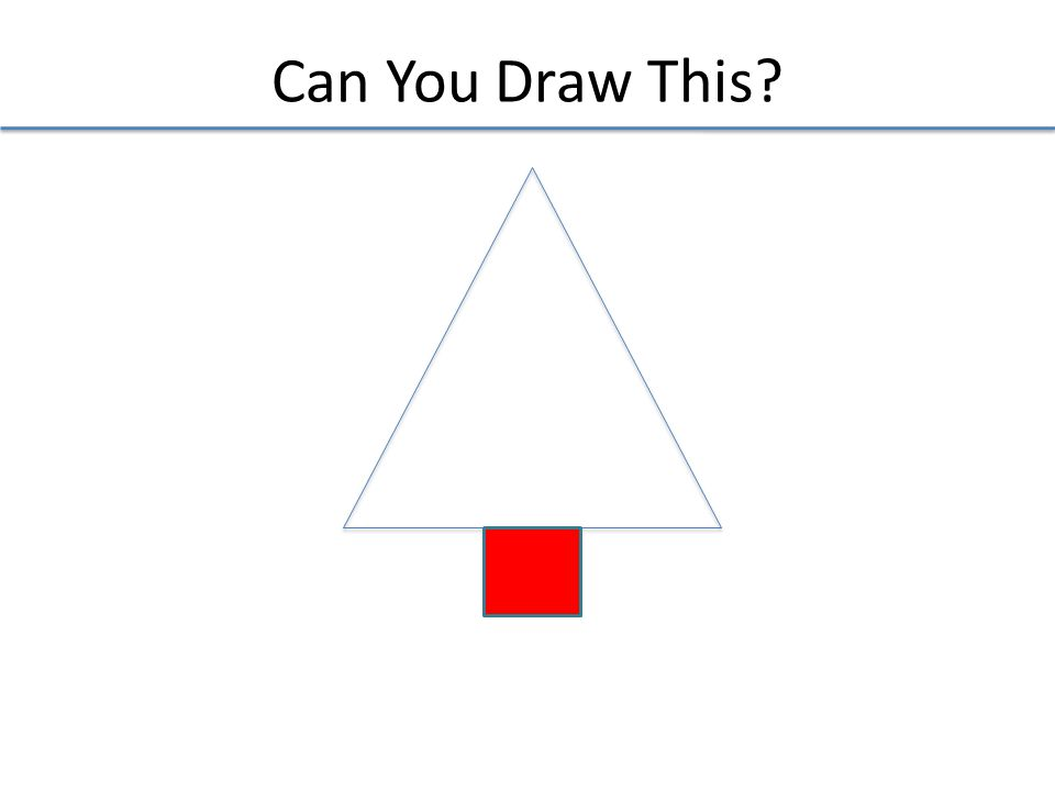 Can You Draw This