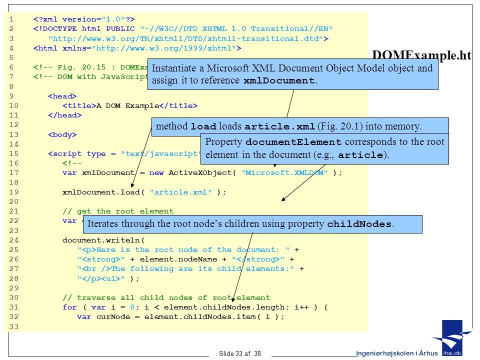 Internet Technology 1 Presentation 10: XML technologies  - ppt download