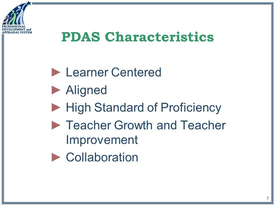 Professional Development And Appraisal System Teacher