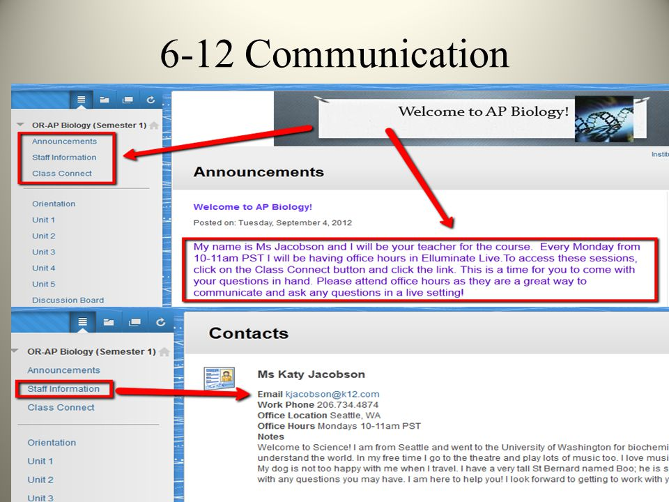 6-12 Communication