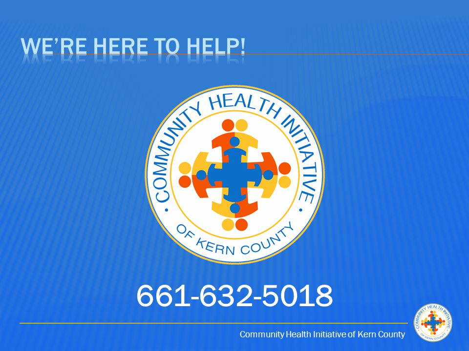 Community Health Initiative of Kern County
