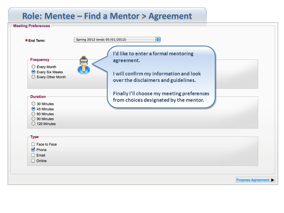 E Mentoring Introduction The Unc Online Mentoring System Provides
