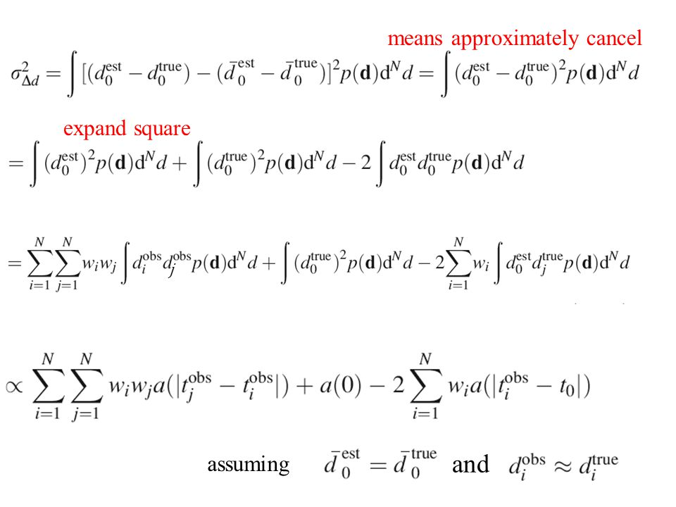 assuming and means approximately cancel expand square j