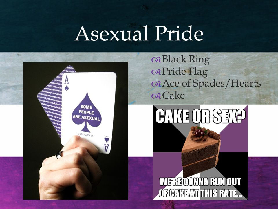 an asexual person does not experience sexual attraction to anybody