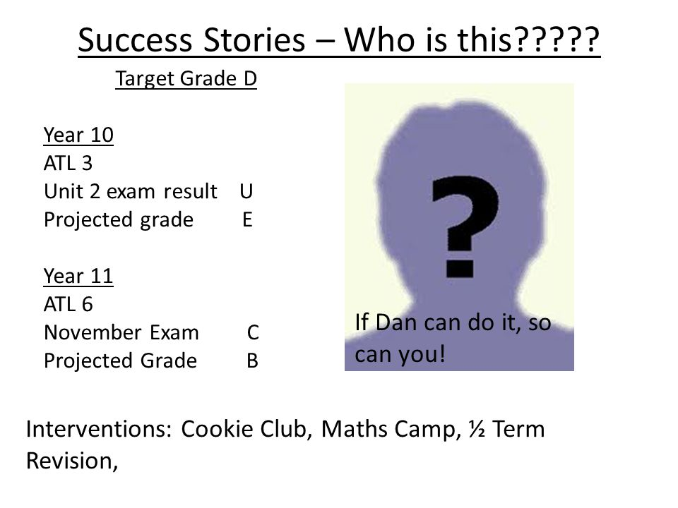 Success Stories – Who is this .