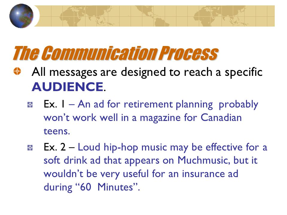5 Main Reasons to Communicate 1.To inform (newspapers, news programs).