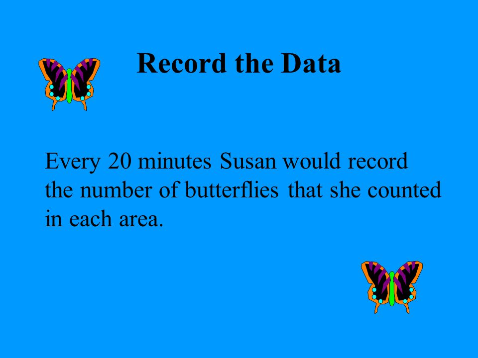 # 6 OBSERVE AND RECORD THE RESULTS Observe the experiment and the changes that occur Record the data accurately and honestly