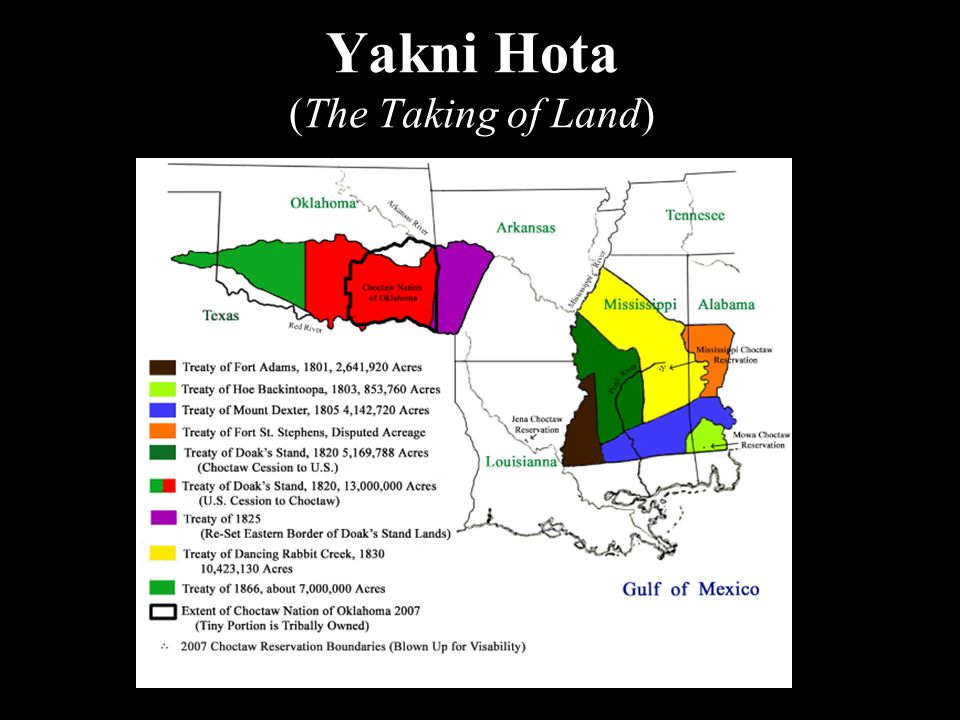 Yakni Hota (The Taking of Land)
