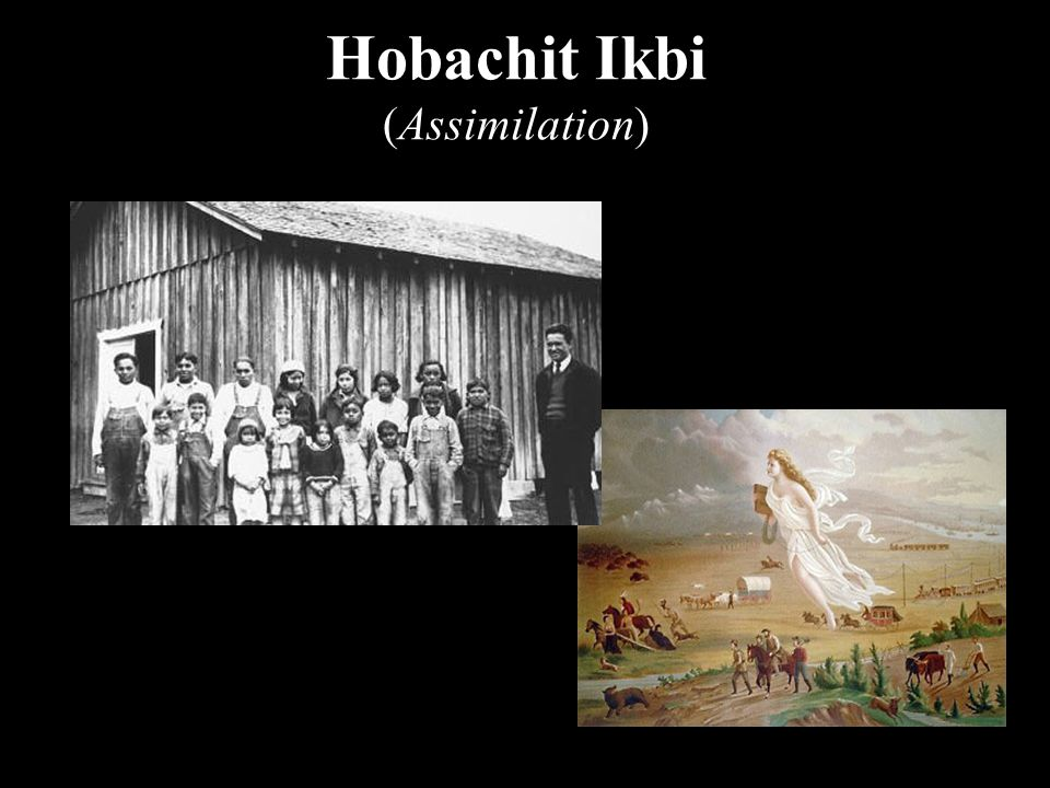 Hobachit Ikbi (Assimilation)