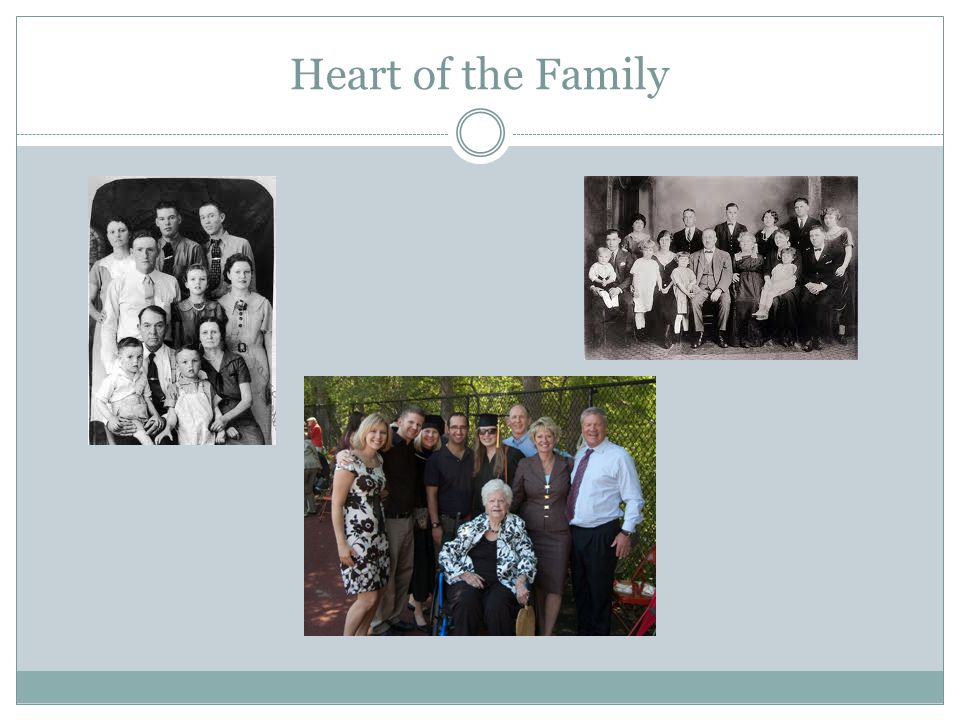 Heart of the Family