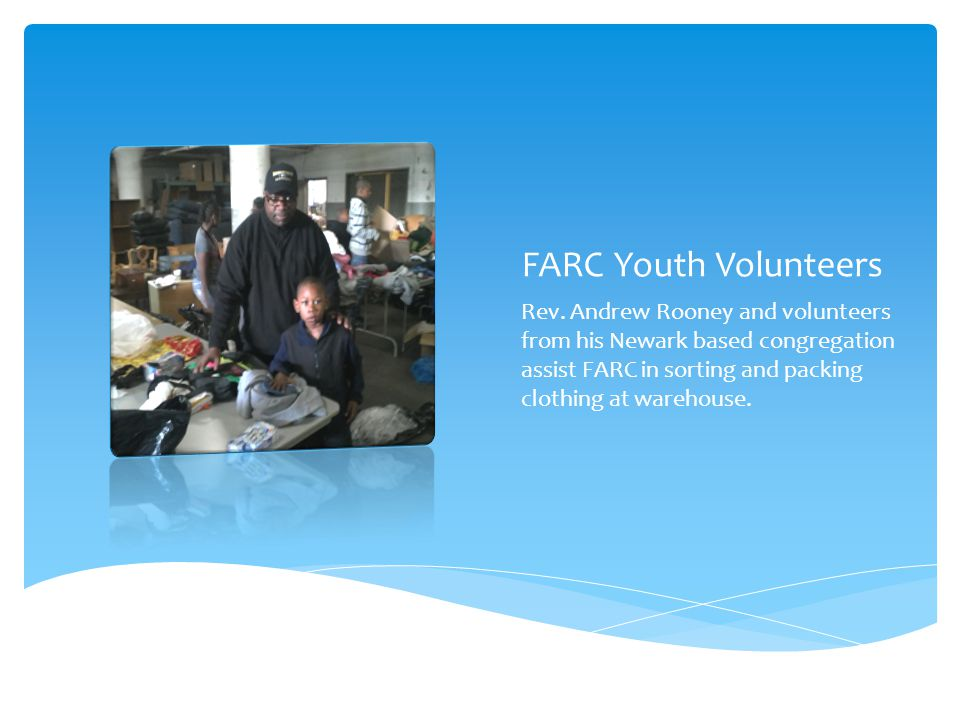 FARC Youth Volunteers Rev.