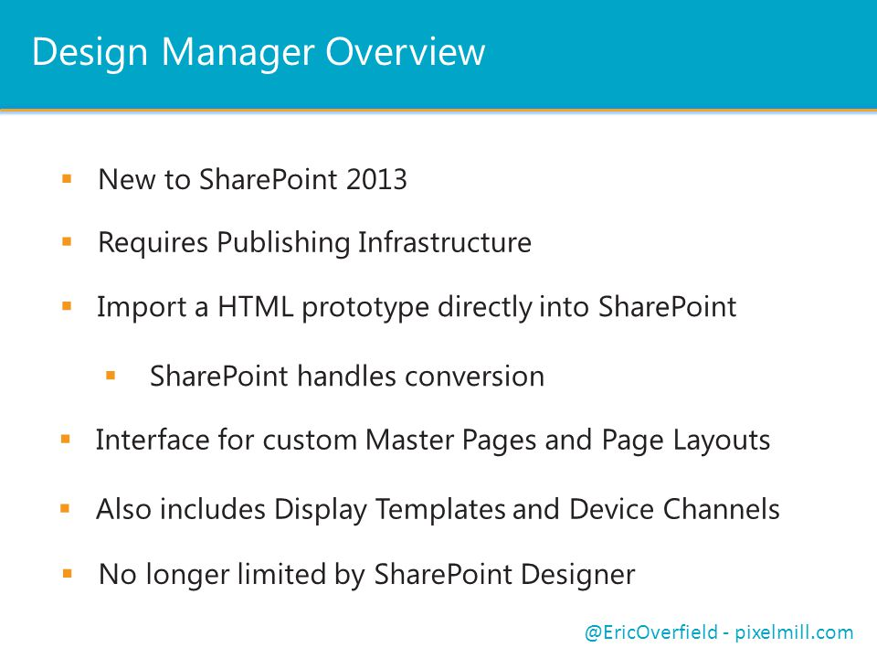 Black Magic Solutions for White Hat SharePoint