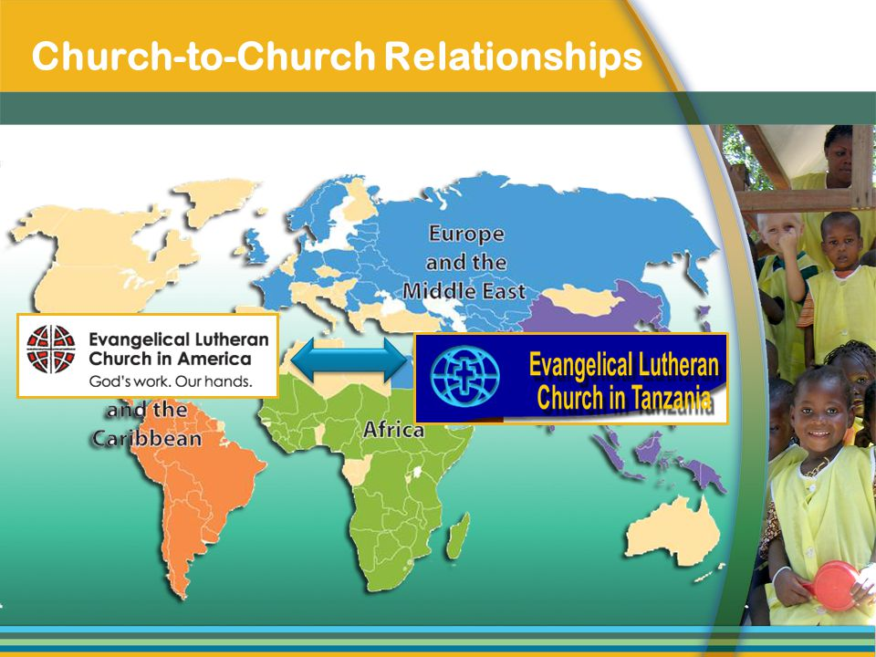 Church-to-Church Relationships