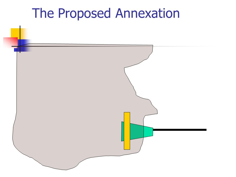 The Proposed Annexation