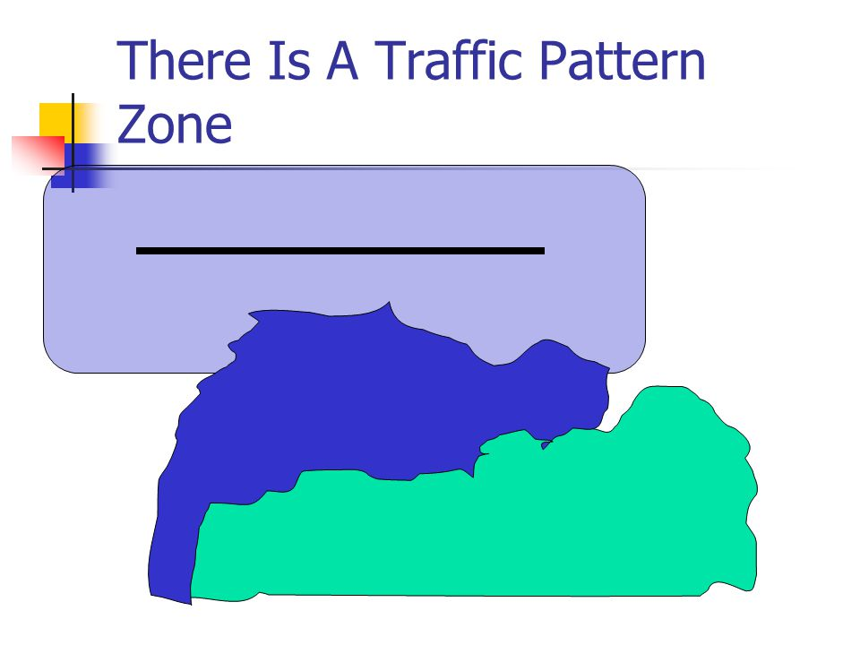 There Is A Traffic Pattern Zone