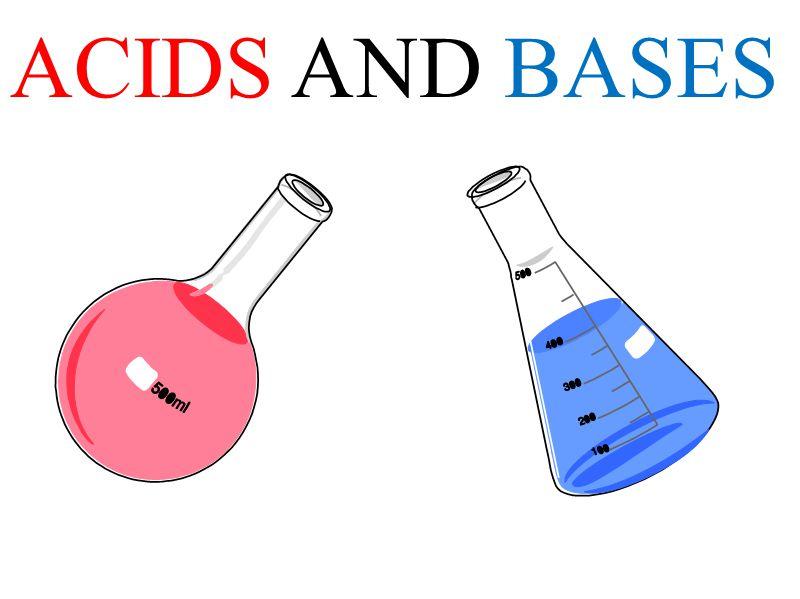 Image result for acid and base