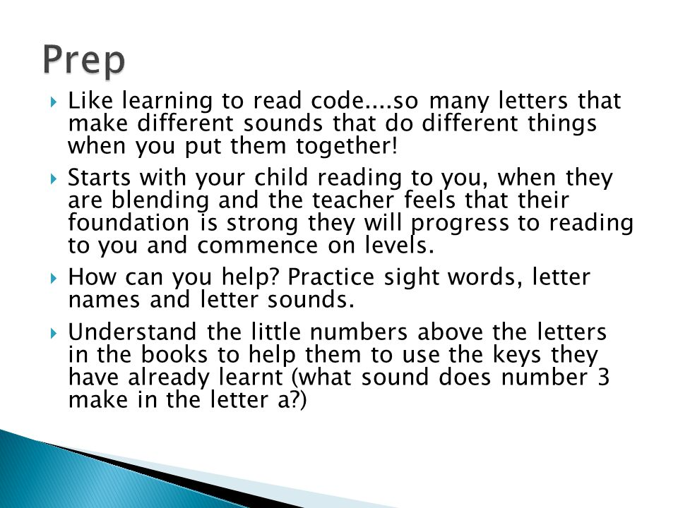  Like learning to read code....so many letters that make different sounds that do different things when you put them together.