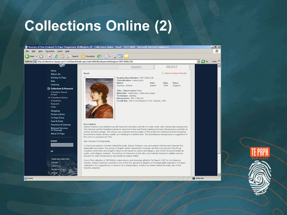 Collections Online (2)