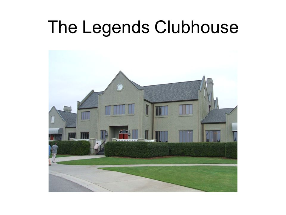 The Legends Clubhouse