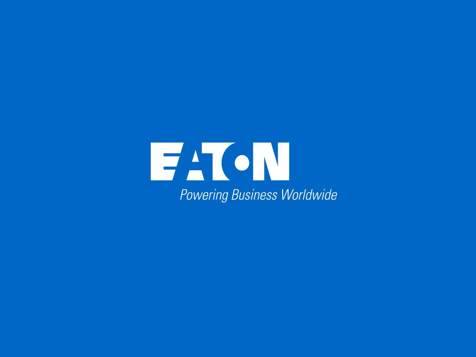 18 Eaton healthcare success stories See More Eaton Success Stories.