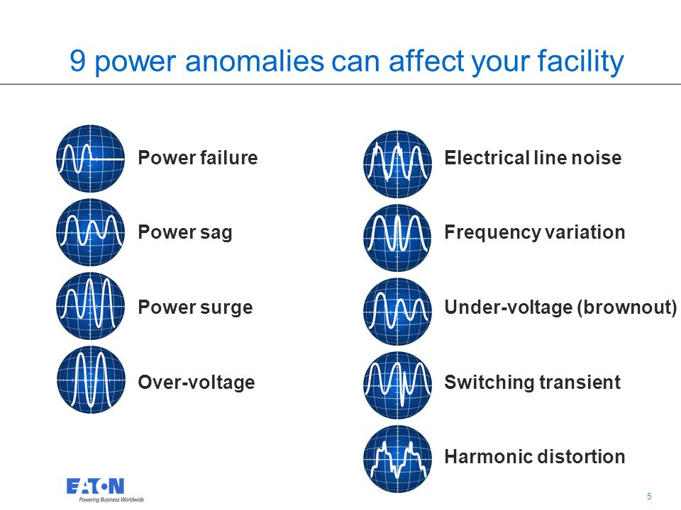 4 4 Issues in today's hospitals Aging Infrastructure Expandability Capacity for rising demand Reliability Cost of maintaining Limited Space Rising Energy Costs (Demand Driven) Declining Facility Resources / Expertise Less Reliable Power Grid