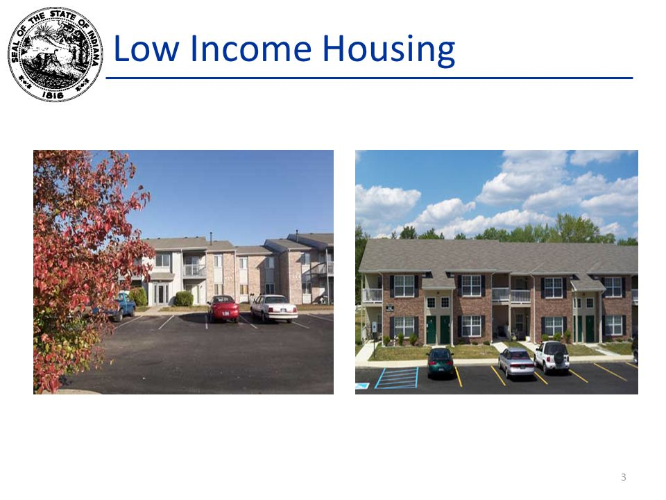 Low Income Housing 3