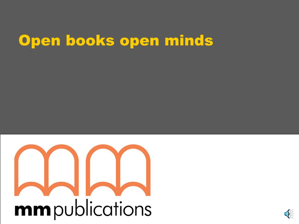 Open books open minds