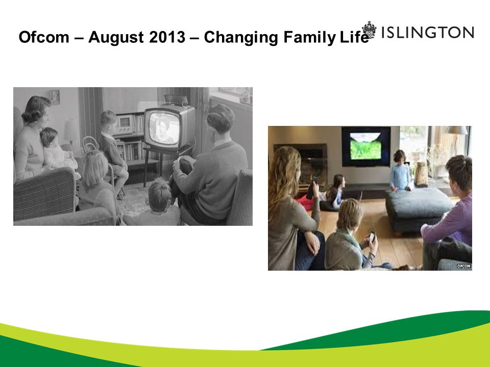 Ofcom – August 2013 – Changing Family Life