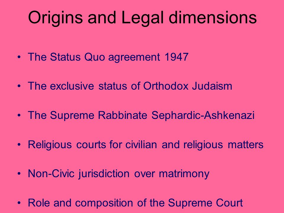 State And Religion Democracy And Judaism Jewish State What Does