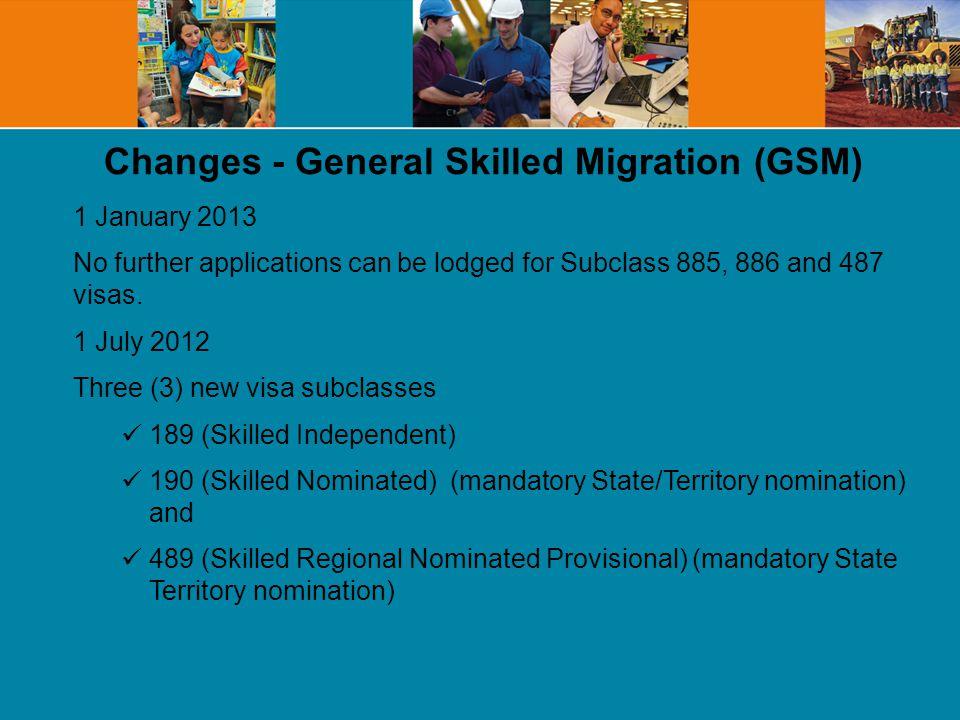 Migration Information: International Student Graduates of