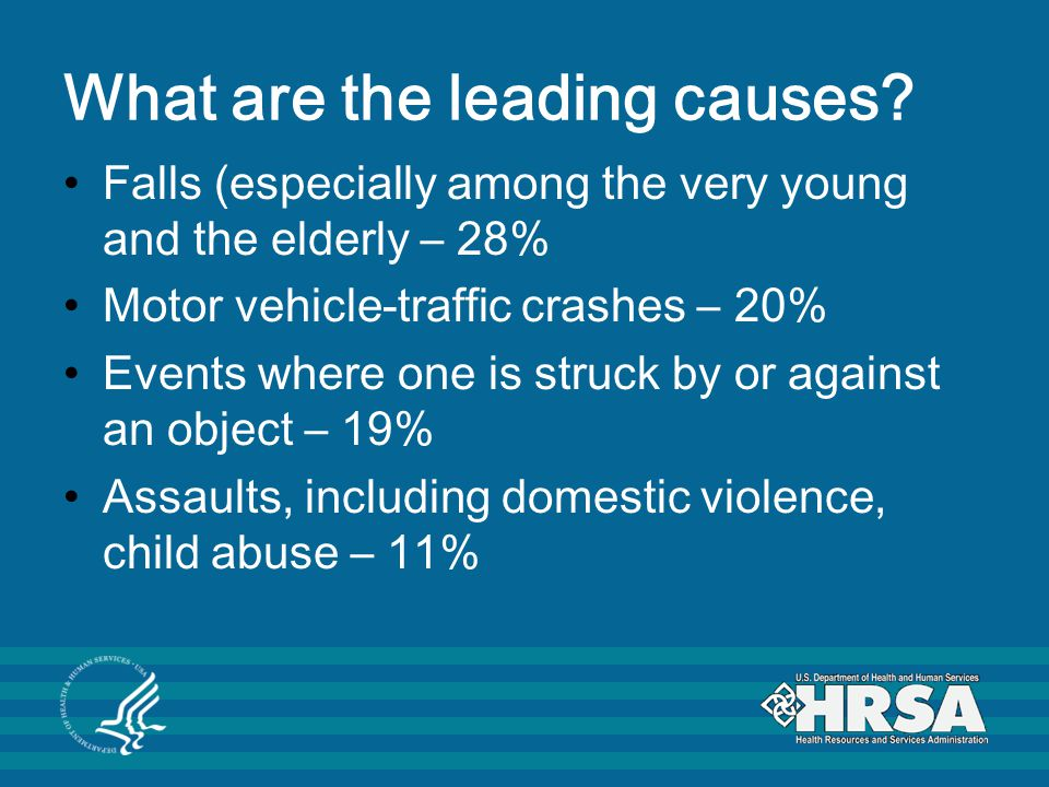 What are the leading causes.