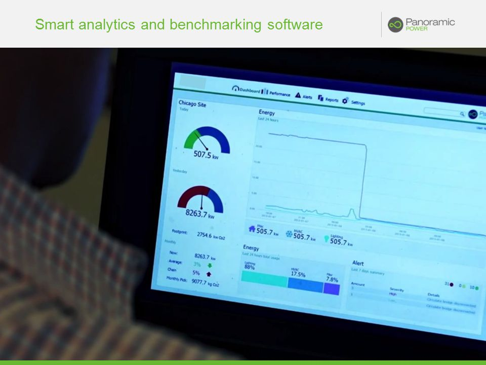 Smart analytics and benchmarking software ©2013 Proprietary and Confidential 25