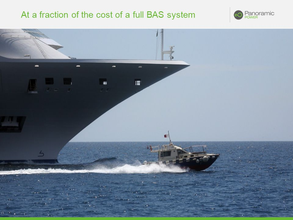 At a fraction of the cost of a full BAS system ©2013 Proprietary and Confidential 30
