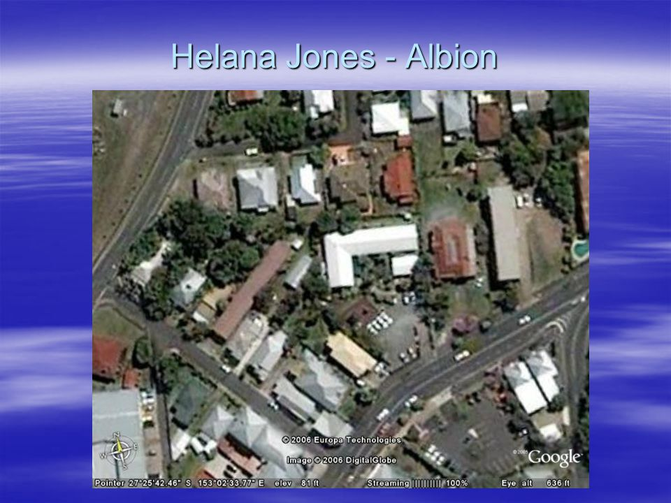 Helana Jones - Albion
