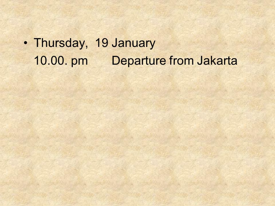 Reading Rencana Perjalanan Wisata Itinerary Tour Package To
