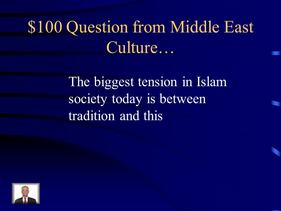 $500 Answer from Islam Outside of the Middle East