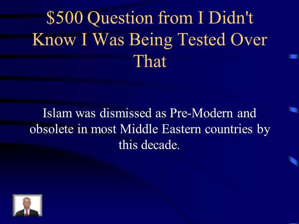 $400 Answer from I Didn t Know I Was Being Tested Over That What country they live in