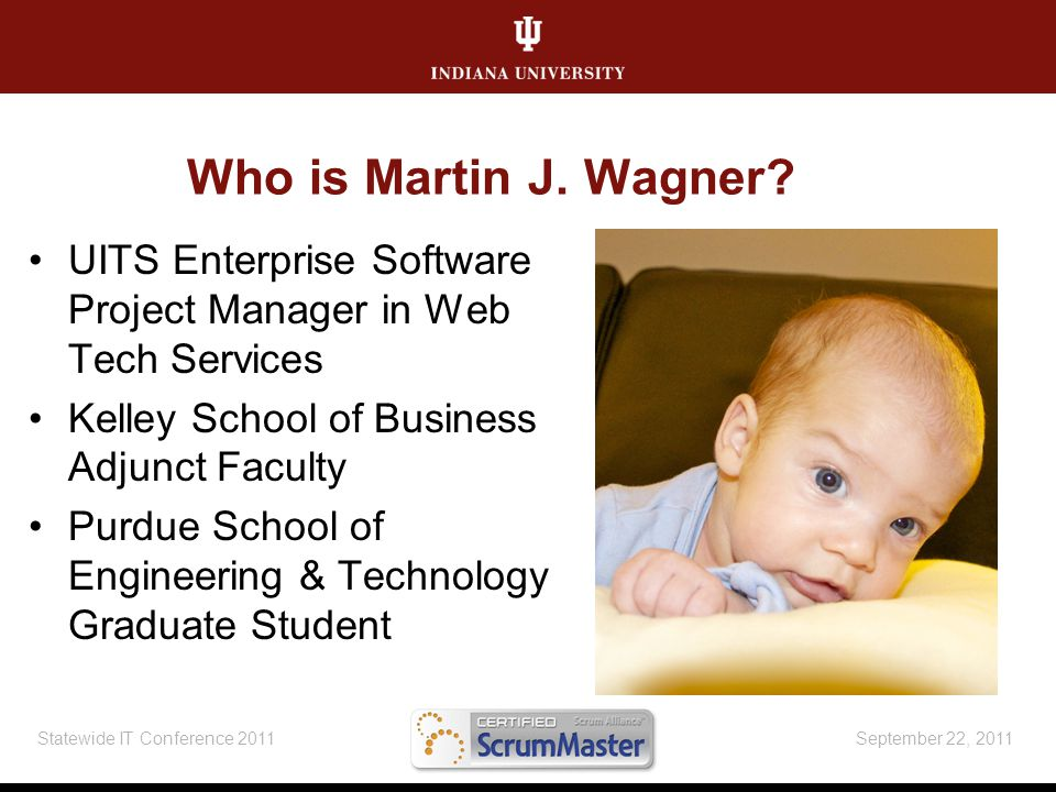 Who is Martin J. Wagner.
