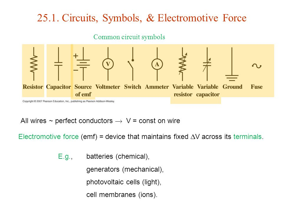 Short Version 25 Electric Circuits Electric Circuit Collection