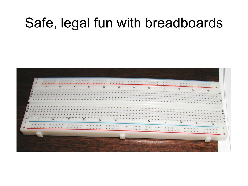 Safe Legal Fun With Breadboards Introduction Are A Explanations Here Http Www Circuitstoday Com Voltage Limiter Circuit 1