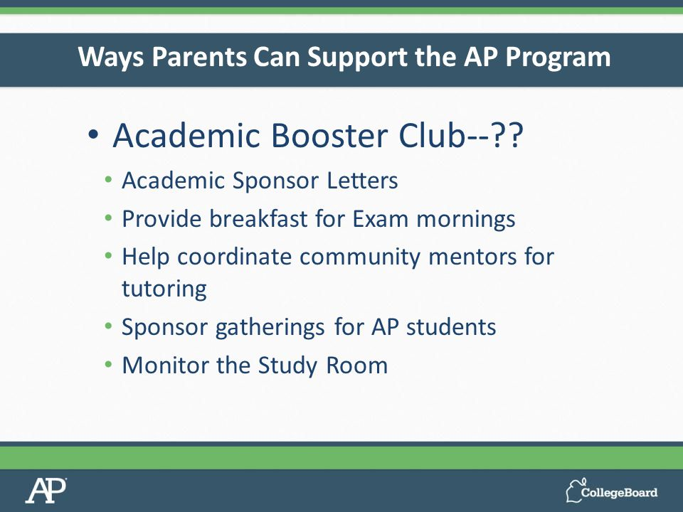 67%33%100% 67% A*B*CDE 0 1 2 3 Academic Booster Club-- .