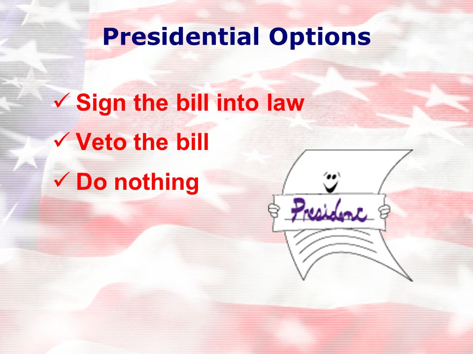 An idea for a bill may come from anybody. Only Members of Congress can introduce a bill.
