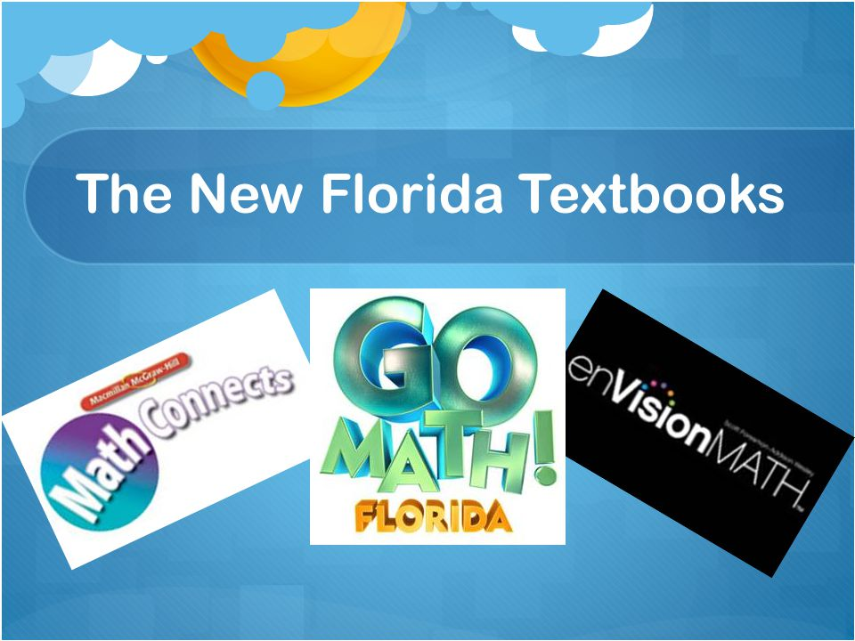 The New Florida Textbooks