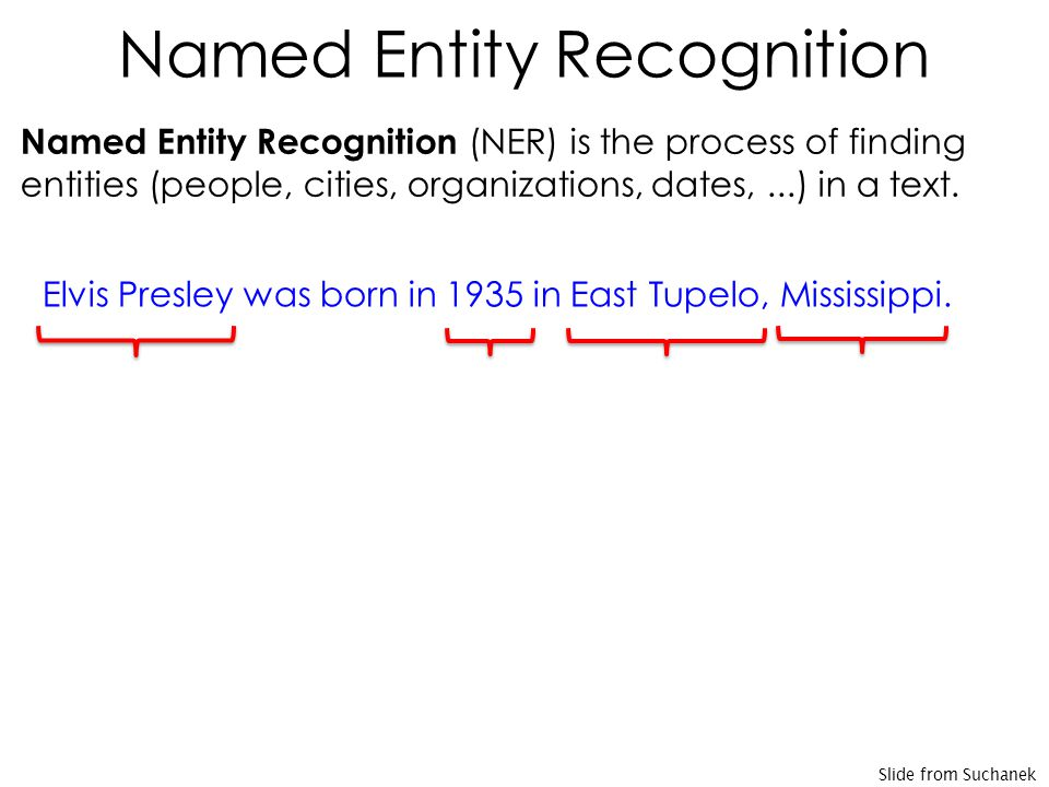 Information Extraction Lecture 3 – Rule-based Named Entity