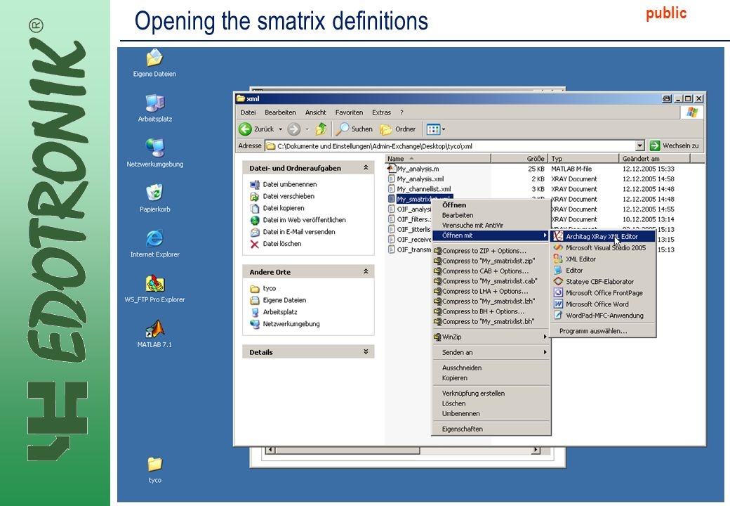 MP IP Strategy 2005-06-22 public Opening the smatrix definitions