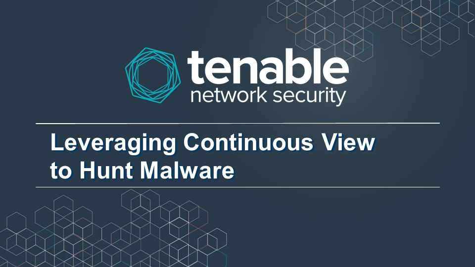 Leveraging Continuous View to Hunt Malware