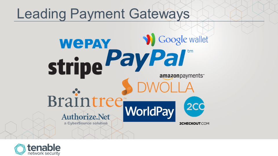 Leading Payment Gateways