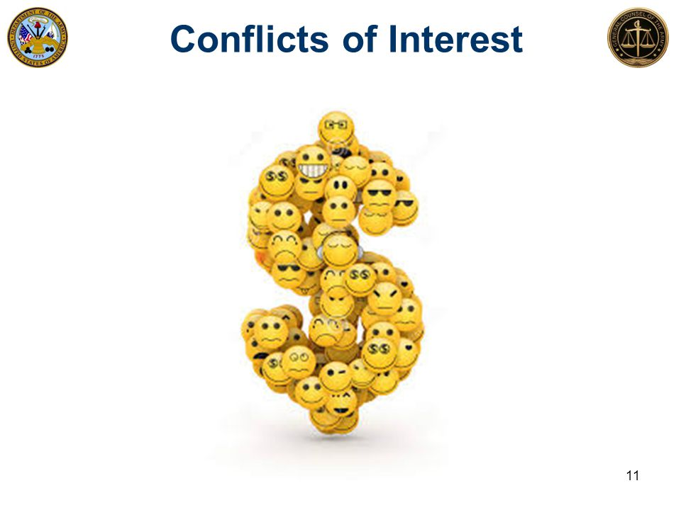 Conflicts of Interest 11
